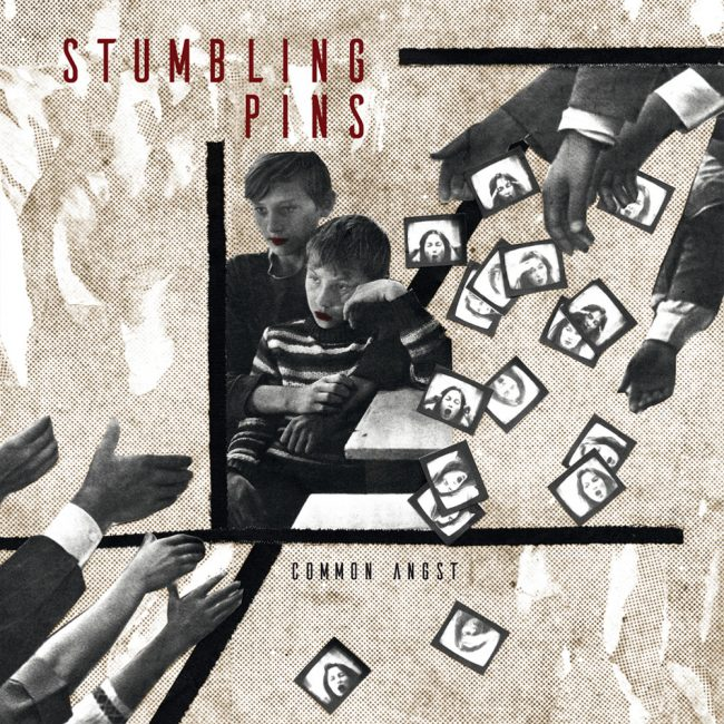 "Stumbling Pins LP ""Common Angst"" coming soon!"