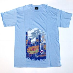 """Graffiti Crime"" T-Shirt (Day)"