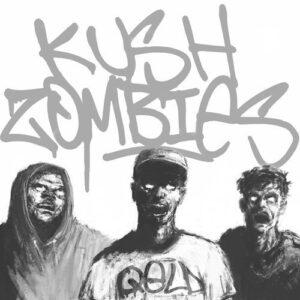 QELD – Kush Zombies CD