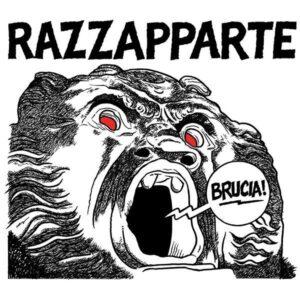 Razzapparte – Brucia! CD
