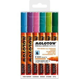 Molotow One For All Basic Set 2 – 127hs