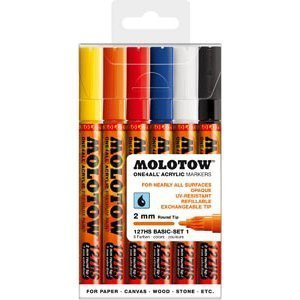 Molotow One For All Basic Set 127hs