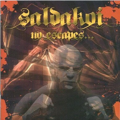 Saldakoi – No escapes… CD