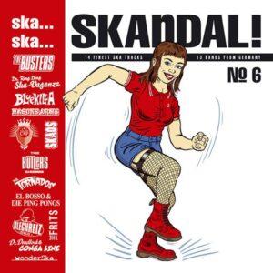 V/A – Ska Ska Skandal! No. 6