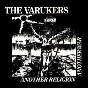 Varukers – Another Religion Another War 12″