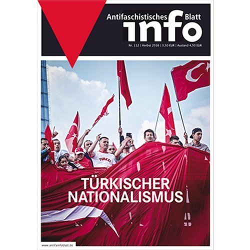 Antifaschistisches Infoblatt #112 (Herbst 2016)