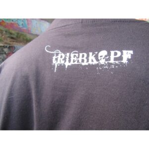 "Triebkopf ""Hooded Writer"" T-Shirt"