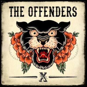 Offenders, The – X CD