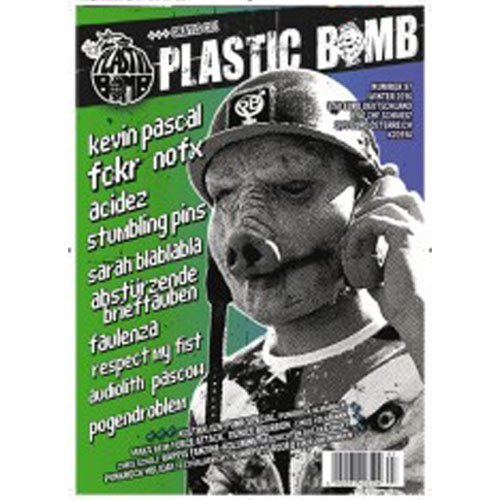 Plastic Bomb #97 (Winter 2016)