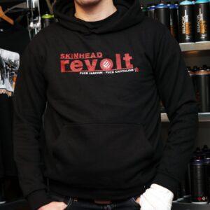 """Skinhead Revolt"" Hoodie"