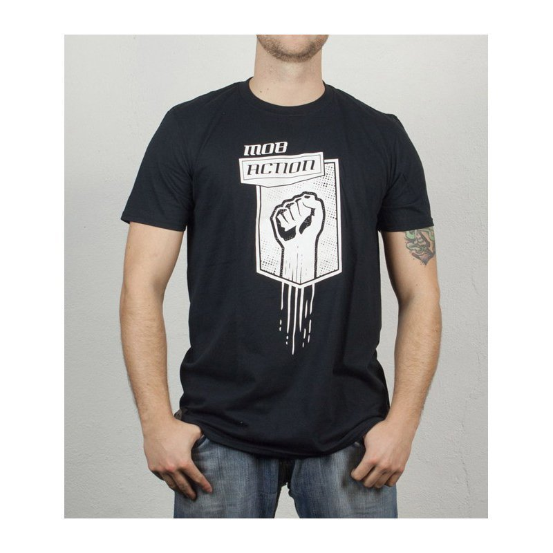 "Mob Action ""Raised Fist"" Shirt"