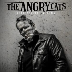 Angry Cats, The – Rock'n'Roll In Town EP CD