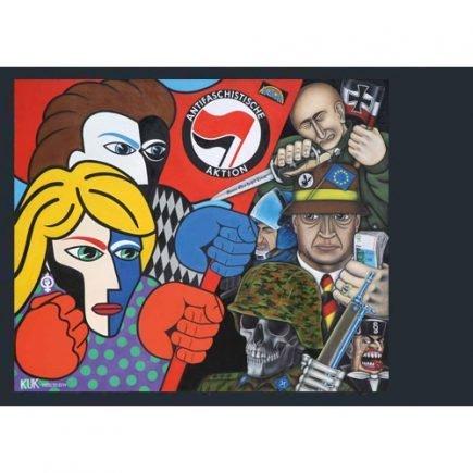 kuk-antifaschistischeaktion-poster