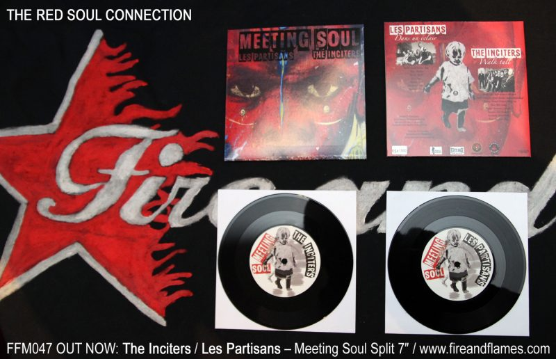 We proudly present: The Red Soul Connection.