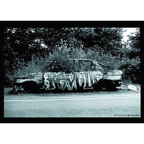 "Benefit Photo-Poster ""Revolte"""