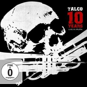 Talco – 10 Years Live in Iruna CD + DVD