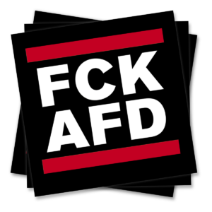 FCK AFD – Stickers
