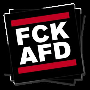 FCK AFD – Sticker