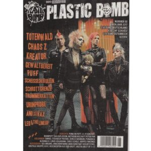 Plastic Bomb #98 (Frühjahr 2017)