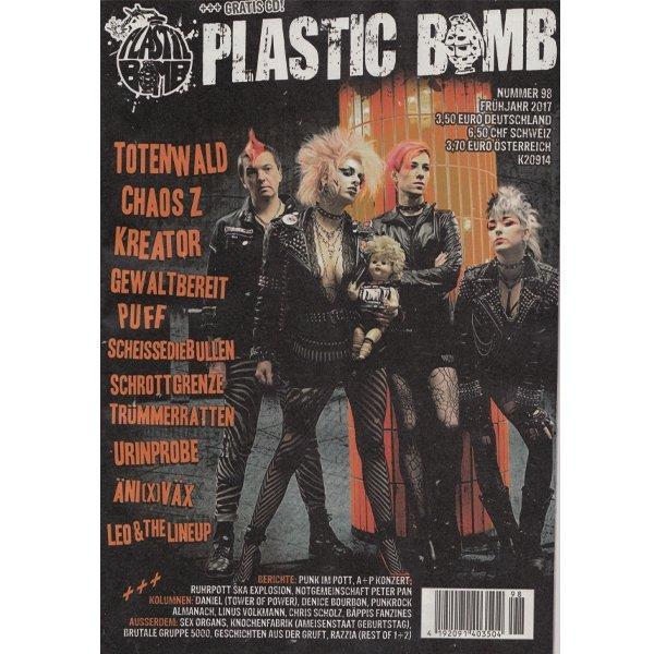Plastic Bomb #98 (Spring 2017)