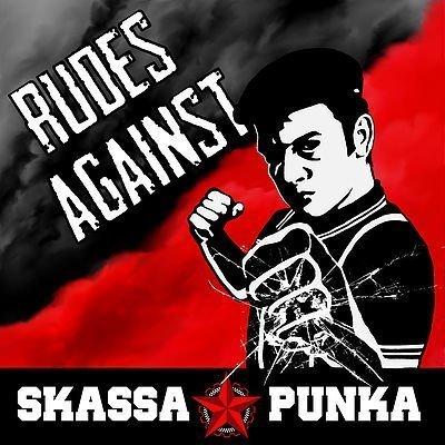 Skassapunka – Rudes Against CD