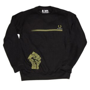 """Solidarity"" Sweatshirt (schwarz)"