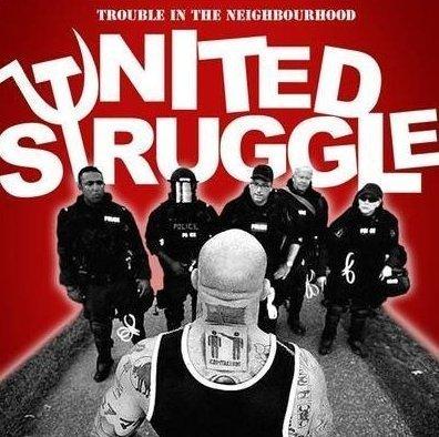 UnitedStruggle-Troubleintheneighbourhood-cd