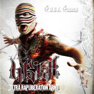 C.U.B.A. Cabbal – U.R.L.A. CD