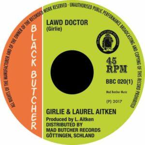 Laurel Aitken & Girlie – Lawd Doctor 7″