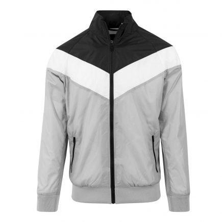 Urban Classics Arrow Zip Grey