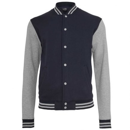 Urban Classics College Jacket Navy