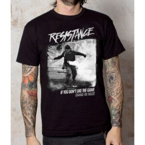 "Mob Action ""Resistance"" T-Shirt"