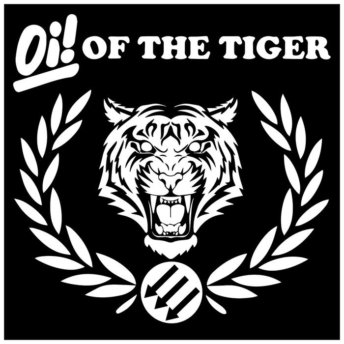 oi of the tiger s t lp fire and flames music and clothing