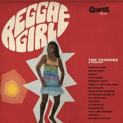 Tennors, The – Reggae Girl LP+CD