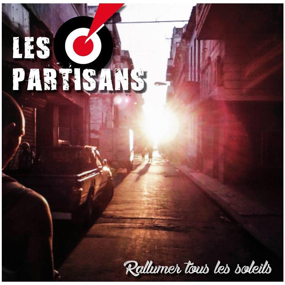 Les Partisans – Rallumer Tous Les Soleils CD