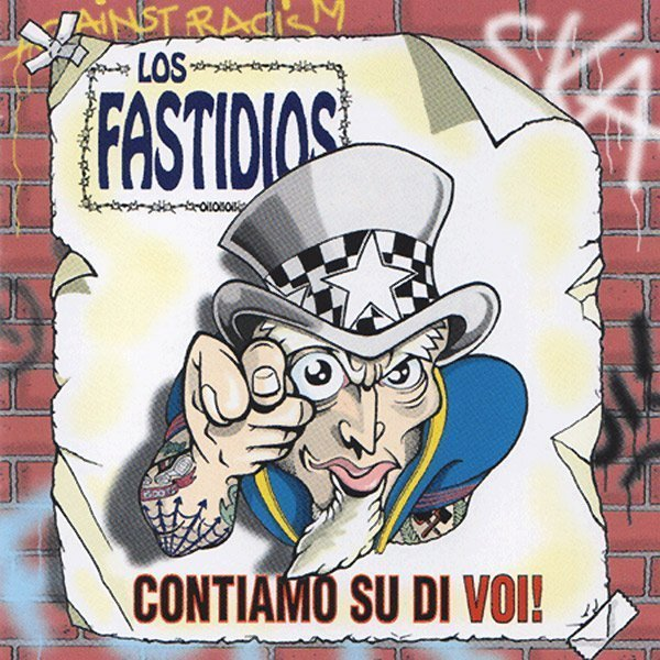 Los Fastidios – Contiamo su di voi! CD