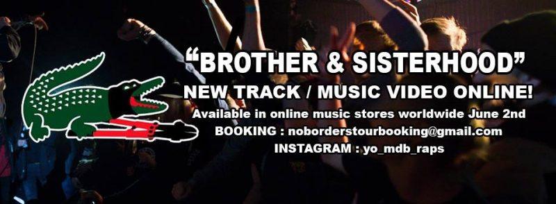 Neues MDB Video: Brother & Sisterhood