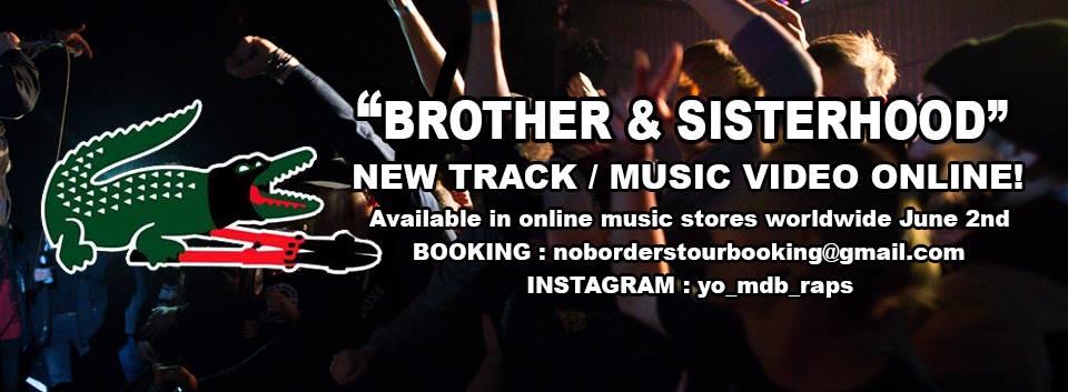 New MDB Video: Brother & Sisterhood