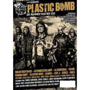 Plastic Bomb #99 (Sommer 2017)