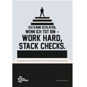 Ich kann schlafen, wenn ich tot bin – work hard, stack checks – Tobias Ernsing