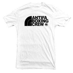 Antifa Boxing Crew – Soli-Shirt Tailliert