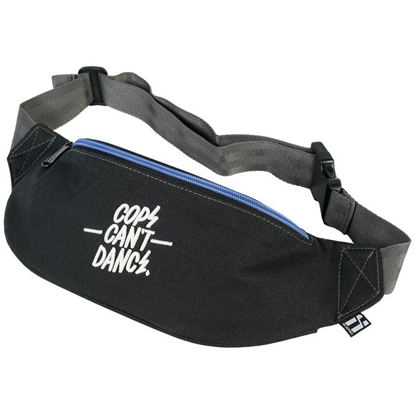 "Mr. Serious ""Cops can`t dance"" Waist Bag"