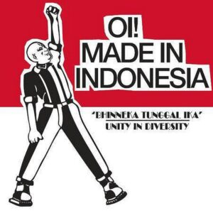V/A – Oi! Made in Indonesia CD