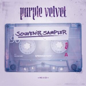 V/A – Purple Velvet Souvenir Sampler CD