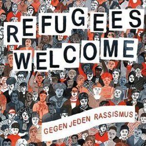 V/A – Refugees Welcome DoLP + CD
