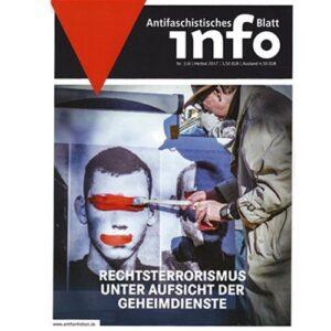 Antifaschistisches Infoblatt #116 (Herbst 2017)