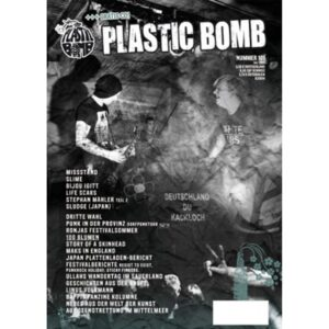 Plastic Bomb #101 (Winter 2017)