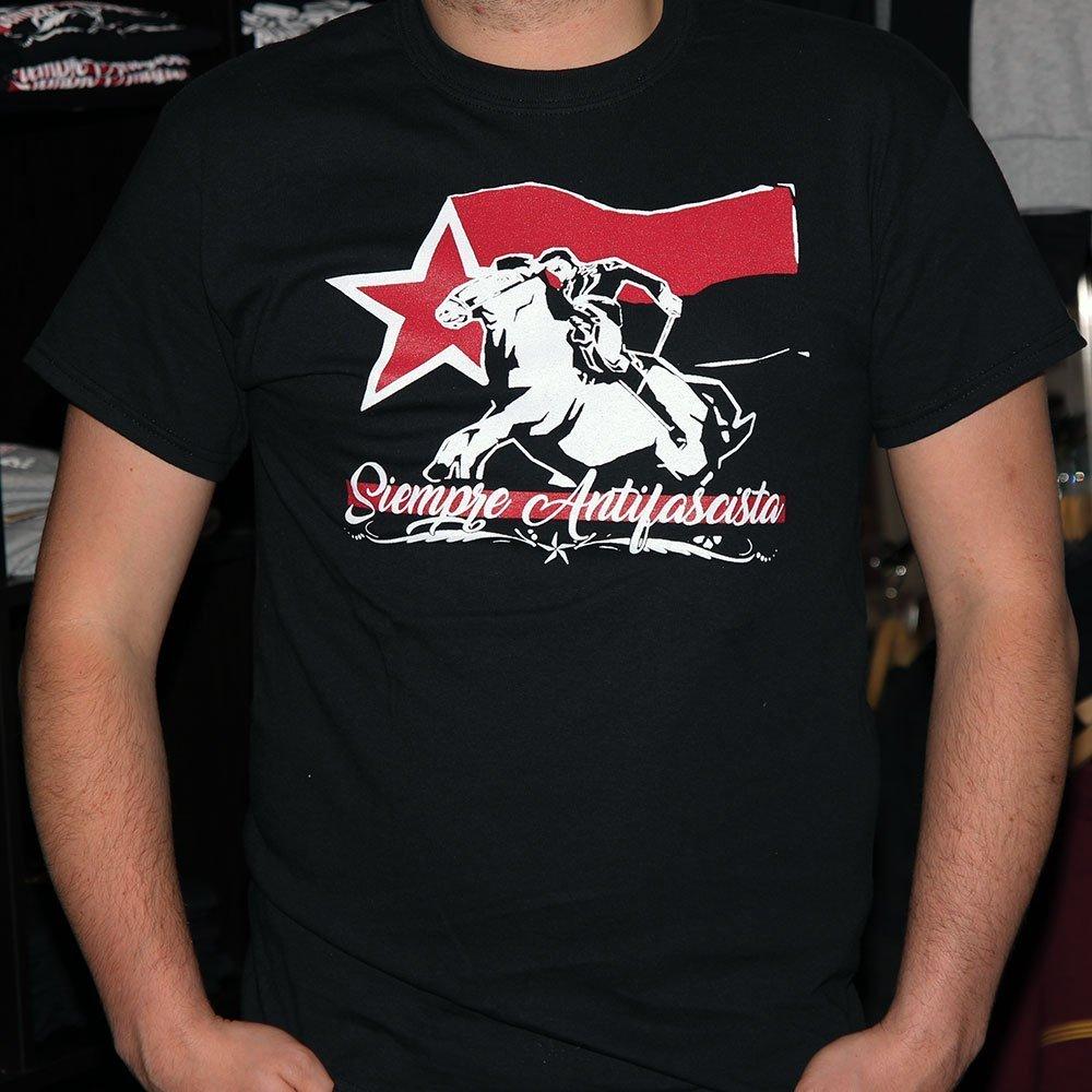 """""""Siempre Antifascista"""" Shirt"""