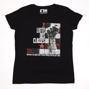 """Lutte des Classes"" Ladies Shirt"