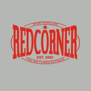 """Red Corner"" Box Shirt"